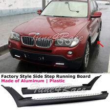 For 04-10 BMW X3 E83 OE Factory Style Running Board Side Step Nerf Bar Rail Kits