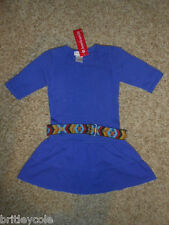NEW AG American Girl Doll Saige MATCHING MEET DRESS & BRACELET girls size 10