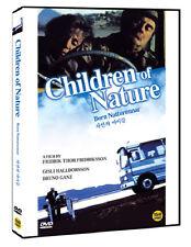 Children Of Nature (1991, Friðrik Þór Friðriksson) DVD NEW