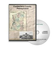 Cumberland County Pennsylvania PA History Culture Genealogy 9 Books - D381
