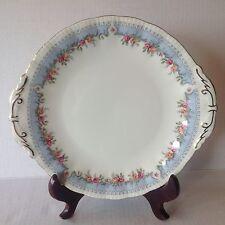 Vtg Paragon Bridesmaid L/L Cake Plate Fine China England