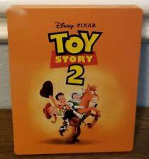 Disney Toy Story 2, Blu-ray, Limited Ed., Steelbook, Read