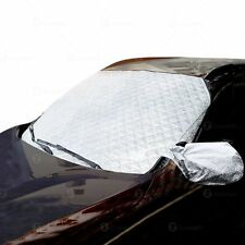 Zone Tech Car Windshield Protector Flaps Side Mirror Cover Snow Sun Shield Shade