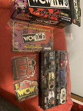 Racing Champions Wcw Nwo Limited Edition Set