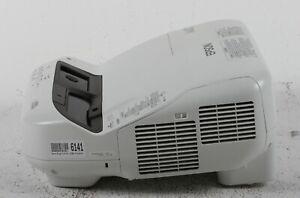 Epson Brightlink Pro 1430Wi Short Throw 3300 Lumens Projector; CFQ 476141