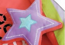 Cubbie House Kids Fairy Princess Star Shaped Cushion
