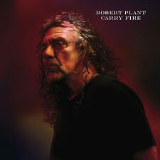 Robert Plant Carry Fire 2017 CD Album