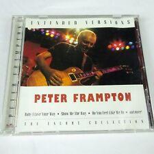Peter Frampton CD Extended Versions