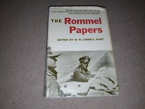 'The Rommel Papers,' Edited by BH Liddell-Hart. Harcourt Brace NY, 1953.