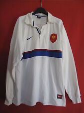 Maillot Rugby Equipe de France 1999 Manche Longue Away Nike BE - XL