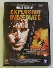 DVD EXPLOSION IMMEDIATE - Pierce BROSNAN / Ron SILVER / Ben CROSS