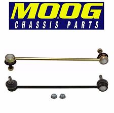 For BMW E60 550i 528xi M5 Pair Set Of Front Left & Right Sway Bar End Links Moog