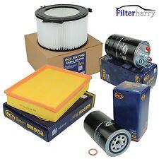 großes Inspektionspaket Service Kit Inspektionskit Filter VW T4 2.5 TDI ab 01/96