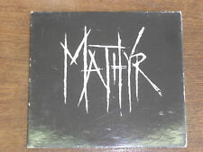 MATHYR Same title DIGIPACK CD