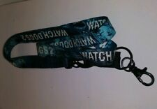 Watchdogs 2 Ubisoft Video Game Neck Strap Lanyard Keyring Key Chains Fan Apparel