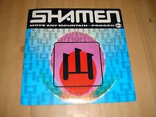 """SHAMEN -MOVE ANY MOUNTAIN [ONE LITTLE INDIAN 7"""")"""