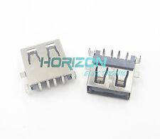 10Pcs Usb Female Jack Type A Connector Pcb Socket Adapter Solder Coupler Good