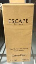 escape calvin klein men 1.7oz New In Sealed Box!