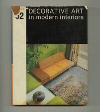 1962 Studio DECORATIVE ART Yearbook NEUTRA Shulman BERTOIA Eames STIG Lindberg
