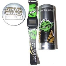 Star Wars Episode VI Watch & Tin Yoda and Count Nooku 2005 Burger King
