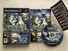TMNT Tartarughe Ninja - PS2 ps3 Playstation 2 - PAL - Ottimo