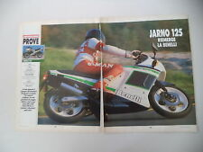 - PROVA MOTOCICLISMO 1989 MOTO BENELLI JARNO 125