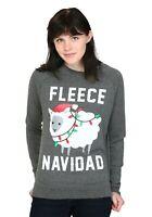 Fleece Navidad French Terry Pullover Juniors