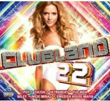 Clubland 22 - Clubland 22 CD NEW SEALED