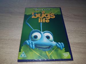 A Bug's Life    - UK DVD  - New & Sealed  Disney