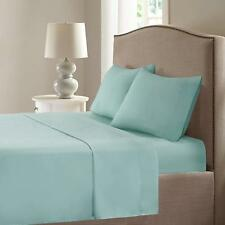 Smart Cool Bed Sheets Set - Microfiber Moisture Wicking Fabric Bedding - Twin XL