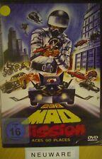 Mad Mission 2 - Heißes Pflaster Unterwelt (DVD)  NEU  !!! KULTFILM