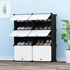 JOISCOPE PREMAG Portable Shoe Storage Organizer Tower, Modular Cabinet Shelving