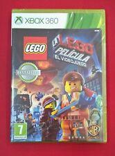 LEGO la lego pelicula el videojuego - XBOX 360 - NUEVO