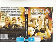 DAO:Dead or Alive-2006-Jaime Pressly-Movie-DVD