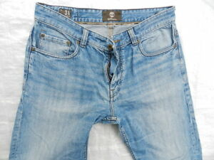TIMBERLAND EARTHKEEPERS Jeans Hose ELLSWORTH Straight Gr.34/32 W34 L32