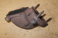 Saab 9-3 2,2tid año 1999 escape abgaskrümmer exhaust pipe 90500938