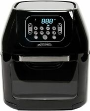 Power Air Fryer Oven Plus 7 In 1 Professional Cooking 6 QT Dehydrator  Rotisserie