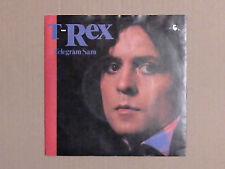 """T. Rex - Telegram Sam (7"""" Vinyl EP; 3 Tracks)"""