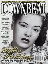 Billie Holiday Dave Holland John Lewis Lee Konitz 'Downbeat' Clipping