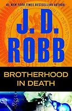 Brotherhood in Death (Wheeler Large Print Book Series)-ExLibrary