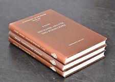 Einführung in die Physik von R.W. Pohl, alle drei Bände