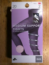 BHS Everyday Women's Tights 2-3 Number in Pack