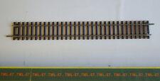 Voie ROCO LINE - Rail DROIT 230 mm sans Ballast - ref 42410 Code 83 - LOT de 20