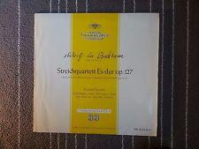 LPM 18103 HI-FI / DGG / KOECKERT QUARTET Beethoven Str.Quartet Es-dur op.127 EX