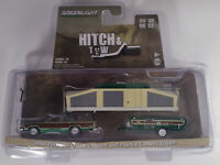 Rare GREEN MACHINE 2019 GREENLIGHT HITCH AND TOW S.16 1981 FORD LTD