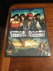 Pirates Of The Caribbean On Dvd. New Factory Sealed