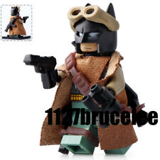 █ Buy 5 Get 4 Free █ Batman Nightmare BvS Custom MiniFigure mini figure KF138