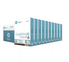 HP Everyday Copy & Print Paper, 20lb, 92 Bright, 8 1/2