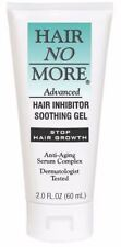 Hair No More Advanced Hair Inhibitor Soothing Gel 2 oz.