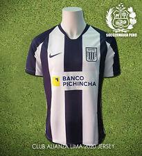 NEW Nike 2020 Club Alianza Lima Peru Soccer Home Jersey Size S - M - L - XL